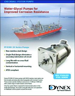 Stainless Steel Pump SellSheet Image 250